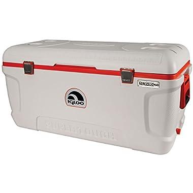 Igloo Super Tough STX Cooler, 150-Quart