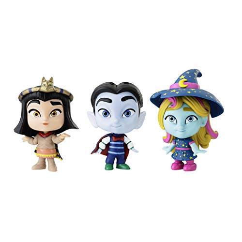 Netflix Super Monsters 3 Collectible 4-inch Figures Monster Trio (Amazon Exclusive)