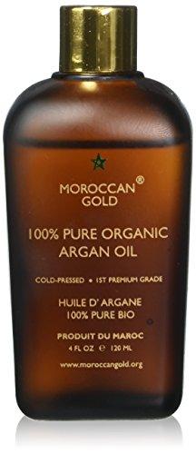 Moroccan Gold Pure Organic Argan Oil Anti-Ageing Serum