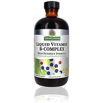Natures Answer Vitamin B Complex Liquid 240ml