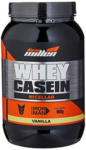 Whey Micelar Casein - 900G Baunilha - New Millen, New Millen