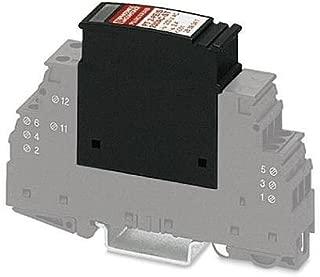 Phoenix Contact PT2-PE/S-120AC-ST Plugtrab PLC Protector 120VAC