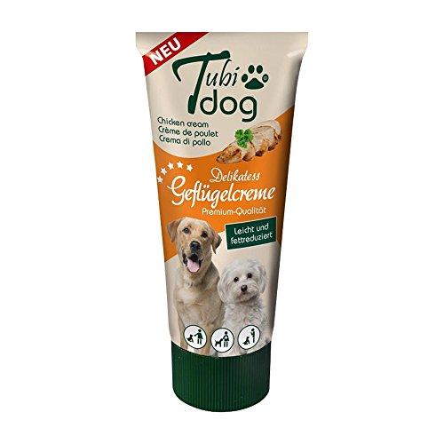 Tubi Dog Delikatess - Geflügelcreme 75g
