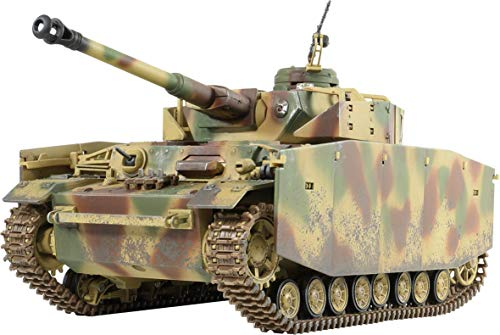 Torro 1:24 RC Panzer PzKpfw IV AUSF. H IR