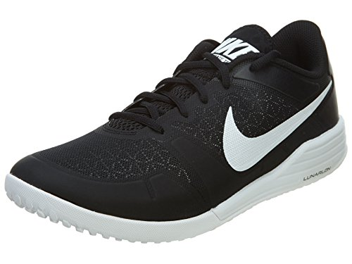 Nike Lunar Ultimate TR Mens Running Trainers 749162 Sneakers Shoes (US 11, Black White 003)