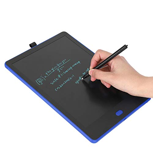 N#A Tableta de Escritura LCD, Tablero de Dibujo, protección Ocular de Doble Cara Regulable Digital Clara con una tecla para niños y Adultos