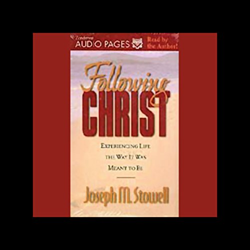 Following Christ audiobook cover art