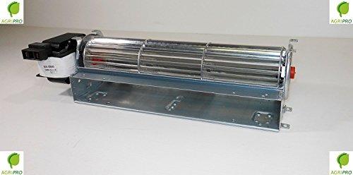 Ventilatore Tangenziale DN 60 ventola cm 36 motore SINISTRO UNIVERSALE