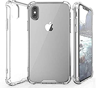 Gorella iPhone X Back Cover with Screen Protector