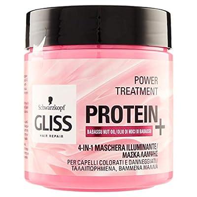 Gliss Mascarilla Proteína en