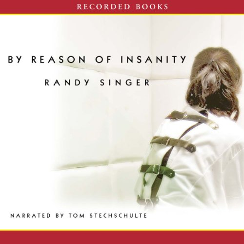 By Reason of Insanity audiobook cover art