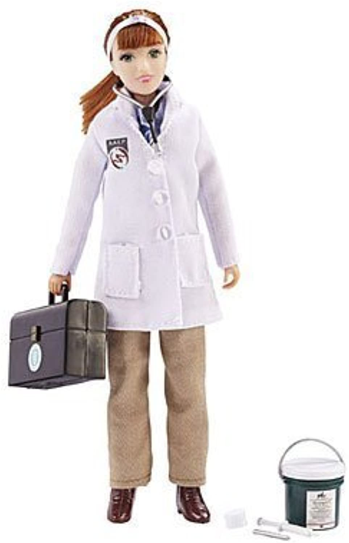 Breyer 8  Veterinarian Lauren with Vet Kit by Breyer [giocattolo] (inglese uomoual)