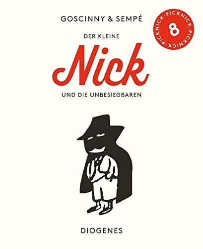 PickNick 2 Set (8 x 1 Exemplar): 8 PickNick-Geschichten im Set (Der kleine Nick)