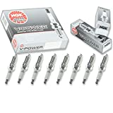 8 pcs NGK V-Power Spark Plugs for 1996-1999 GMC K1500 5.7L 5.7L 5.0L V8 - Engine Kit Set Tune Up