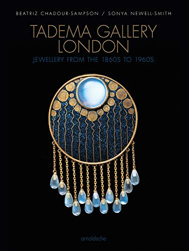 Tadema Gallery London: Jewellery from the 1860s to 1960s