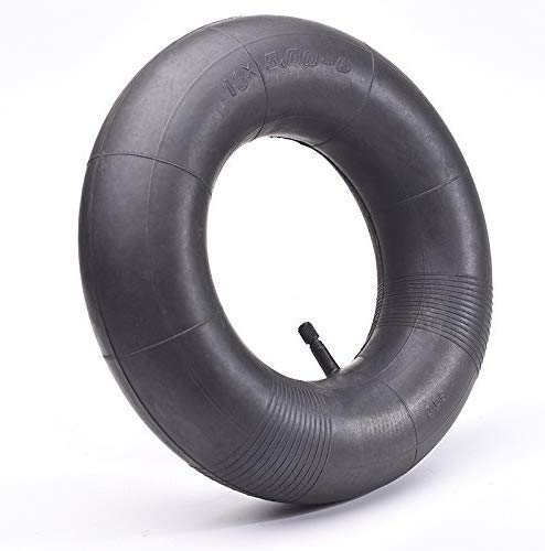 AR-PRO 13 x 5.00-6'' Heavy Duty Replacement Inner Tube with TR-13 Straight Valve Stem (4-Pack) - for Wheelbarrows, Razor Quad, Dirt Bike, ATV, Mowers, Hand Trucks and More