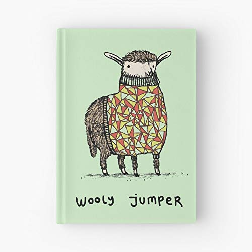 Journal Hardcover Jumper Wooly H...