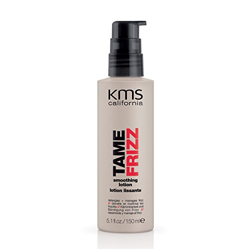 KMS California Tame Frizz Smoothing Lotion 5. 07oz / 150ml Controls Frizz With Light Hold For Unisex Hair Styling Products