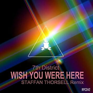 Wish You Were Here (Staffan Thorsell Remix)
