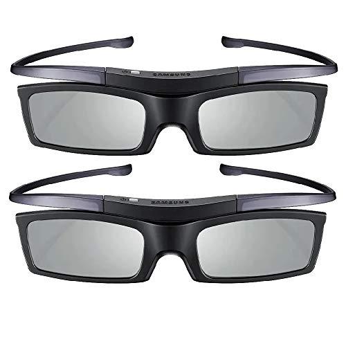 Óculos Samsung 3d Active Glasses Ssg-p51002/zd C/ 2 Unidades