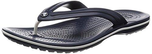 Crocs crocs Unisex-Erwachsene Crocband Flip Flop Zehentrenner, Navy, 41/42 EU