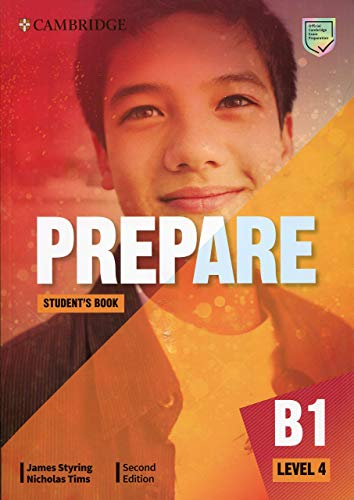 Prepare 4 - Sb - 2Nd Ed