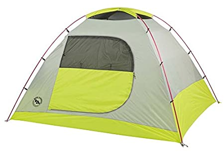 Big Agnes Rabbit Ears 6 person tent.