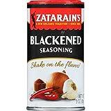 Zatarain's Blackened Fish Seasoning - Shaker, 3 OZ (Pack - 4)