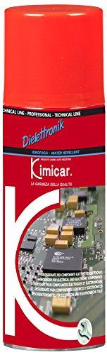Kimicar 0630400 Dielettronik Nettoyant pour Contacts Électriques Incolore 400 ML (Lot de 1)