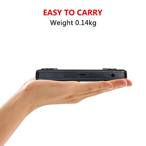 Dual-System 16 GB Handheld-Videospielkonsole 3000 Spiele 64-Bit tragbare RS-97 plus schwarz