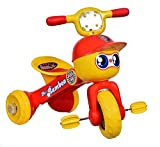 Trending Choice Mr. Ramboo Baby Fold-able Tricycle with Music & Lights : Fold-able