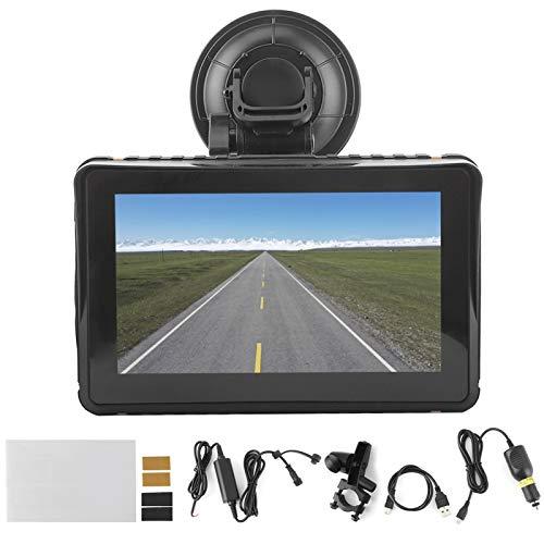 Navegador de 7 pulgadas, navegador de motocicleta 8G, navegador de navegación GPS para automóvil, sistema de navegación para ambulancia, taxi, autobús CE 6.0