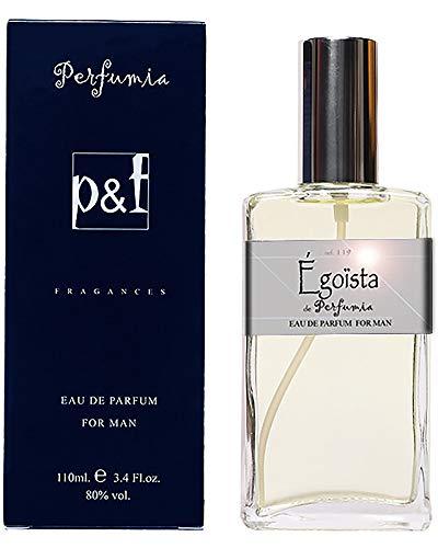 EGOÏSTA by p&f Perfumia, Eau de Parfum para hombre, Vaporizador (110 ml)