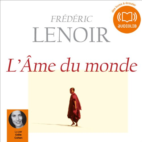 L'âme du monde  audiobook cover art