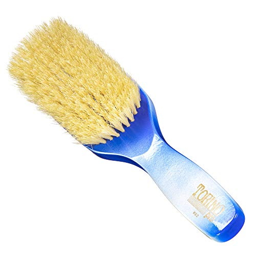 Torino Pro Wave Brushes By Brush King #82-10 Row Soft brush- Extra long bristles - Great brush for laying down 360 waves