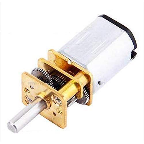 Motor de engranajes de CC de alta precisión, engranaje de reducción de velocidad de alta eficiencia duradero de resistencia al impacto, maquinaria industrial para equipos de 50-2000 RPM