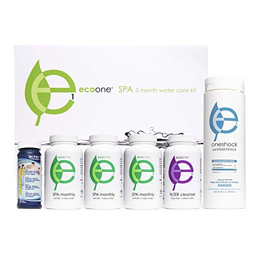ecoone | Hot Tub Chemical Maintenance