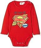 Superman 2538 Body, Rojo Rouge, 0-12 (Talla del Fabricante: 12 Meses) para...