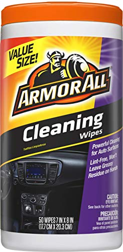 Armor All-10832 Cleaning Wipes (50 count)