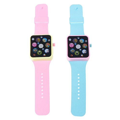 Smartwatch, Früherziehung, Musik-Lernmaschine, Armbanduhr Spielzeug für Kinder