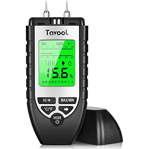 Our #1 Pick is the Tavool Wood Moisture Meter