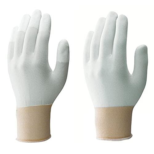 ショーワグローブ 【低発塵】簡易包装トップフィット手袋 10双入 Mサイズ 1袋 & 【低発塵】B0610フィット手袋 10双(20枚入)Sサイズ 1袋【セット買い】