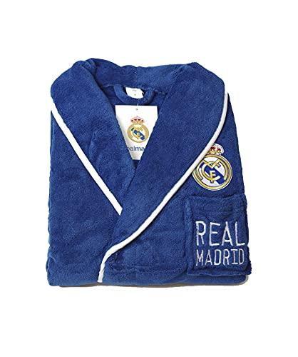 10XDIEZ Bata Real Madrid 307 Azul Royal   (XXL (Super Super Grande) - Azul)