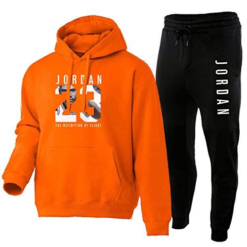 2 pantaloni tuta uomo NFNF Tuta Intera per Uomo