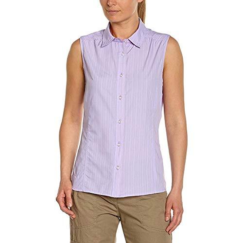 Lafuma LD Light Chemise sans manche Femme Soft Violet FR : L (Taille Fabricant : L)