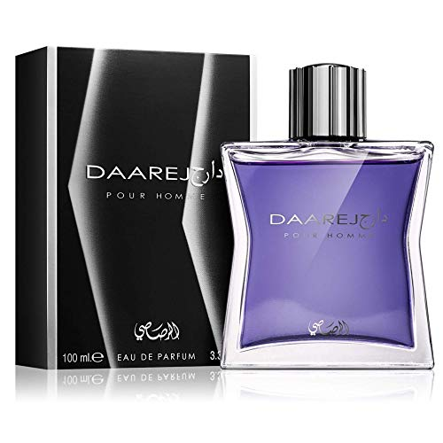 Dareej Men Eau de Parfum by Rasasi - Spray 100ml by Rasasi