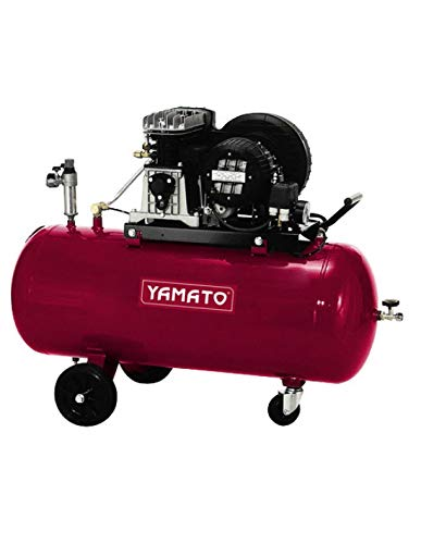 YAMATO 17020067 Compresor Profesional 200 litros Hp3,0