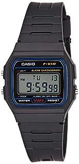 Casio Collection Unisex Adults Watch F-91W-1YER (B000J34HN4) | Amazon price tracker / tracking, Amazon price history charts, Amazon price watches, Amazon price drop alerts