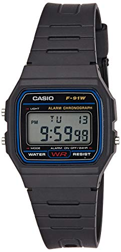 Casio Collection F-91W Test