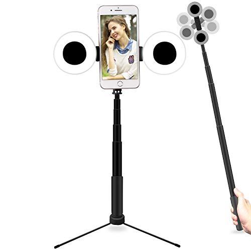 Aro de luz led Selfie